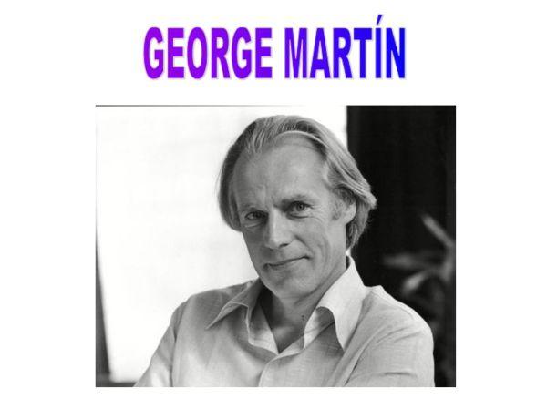 GEORGE MARTIN by CARMEN MARIA