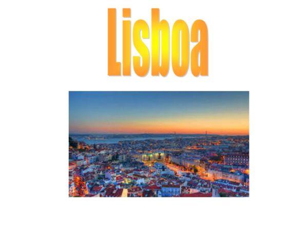 HISTORIA LISBOA